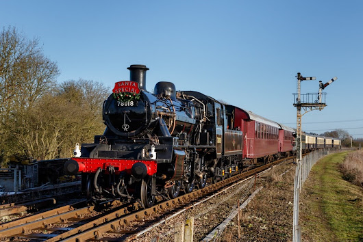 20,000 and counting! - Nene Valley Railway's Popular Santa Specials