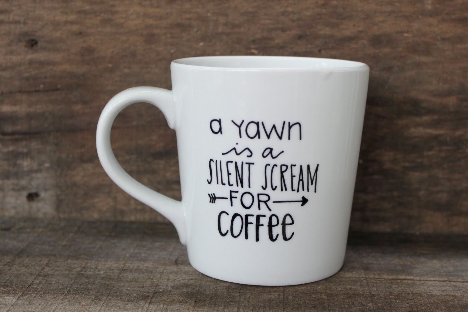 Quotes about Coffee mugs (26 quotes)
