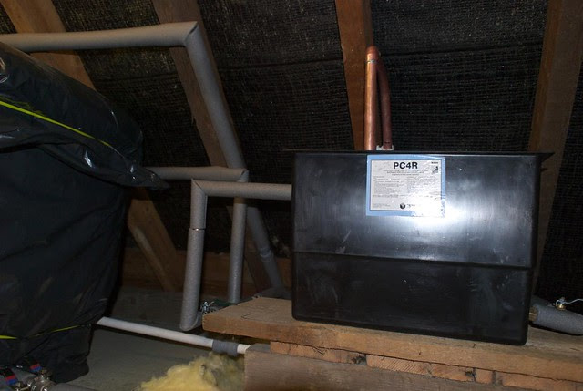 feed and expansion tank