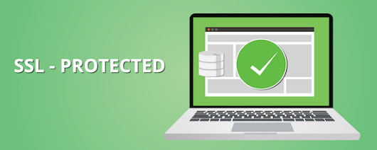 Does your website have an SSL - website security certificate? - Pete Duffy