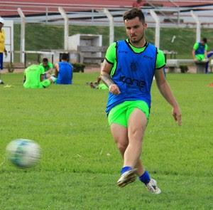 Jean Chera, Sinop (Foto: Julio Tabile/Sinop FC)