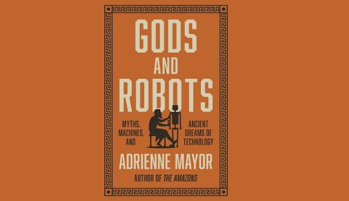 Πως οι αρχαίοι Έλληνες «οραματίστηκαν» τα ρομπότ και την τεχνητή νοημοσύνη