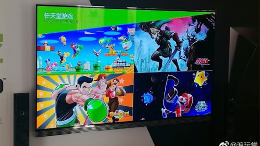 Nintendo Games Coming To The Nvidia Shield (In China)