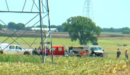 Texas witnesses one of the worst hot-air balloon crashes in history over a dozen die in tragedy