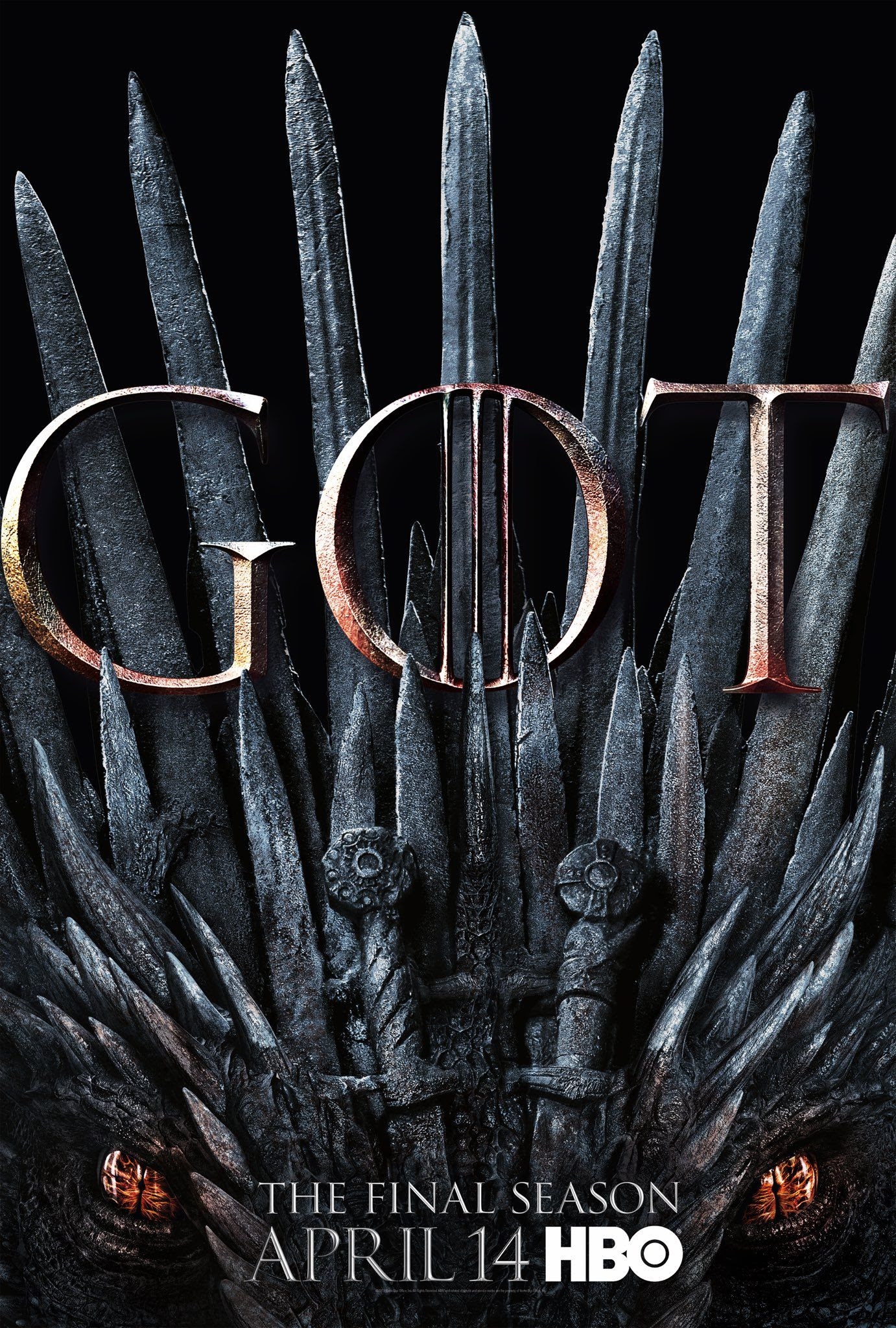 Game Of Thrones A Dragon Melds With The Iron Throne On This First