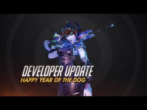 Overwatch New Map Comes With Year Of The Dog Update