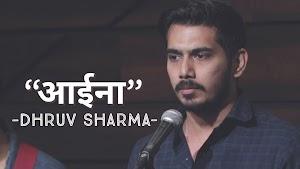 Aaina Poetry Lyrics | Dhruv Sharma ft. Hasan Baldiwala ...