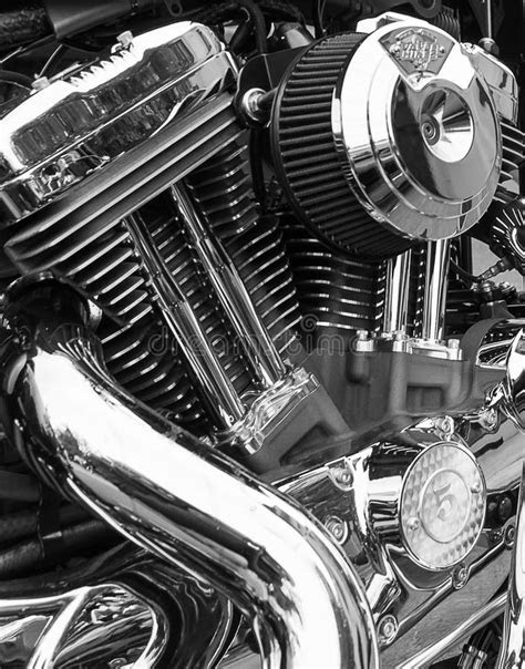 Harley details editorial stock photo. Image of motorcycle