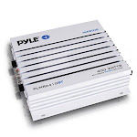 Pyle PLMRA410BT Elite Series Waterproof Bluetooth 400-Watt Class AB Amp (4 Channels)
