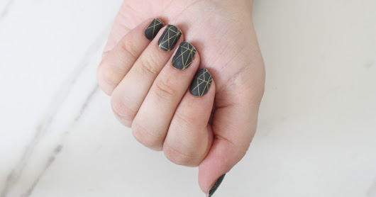 Jamberry Nail Wraps Review - Lena Talks Beauty