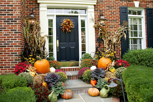 5 Ways to Boost Your Curb Appeal for the Fall | National | Coldwell Banker Blue Matter