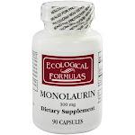 Ecological Formulas Monolaurin 300 Mg - 90 Capsules | HerAnswer.com