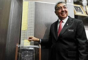 Ahmad Bashah mula bertugas hari ini sebagai MB Kedah