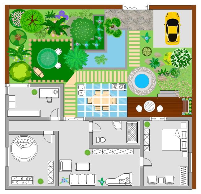 garden planner template garden floor plan ZKiTCS