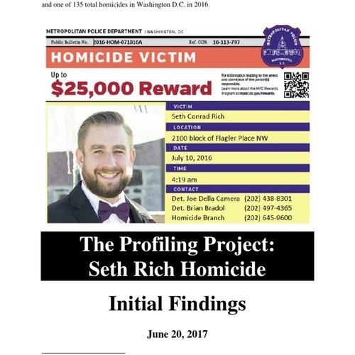 Did a Hired Killer Murder Seth Rich?