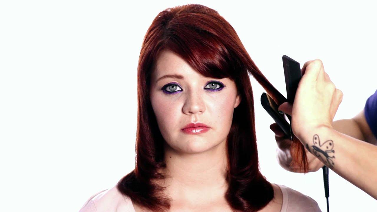 Einfache Pin Up Frisuren Frisuren Damen