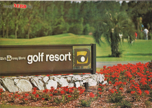 Golf Resort at Disney - ImagiNERDing