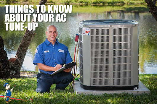 AC Tune-Up: What Actually Happens During This Maintenance Check?