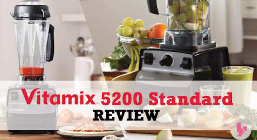 Vitamix 5200 Review | Blender Babes | Vitamix Reviews