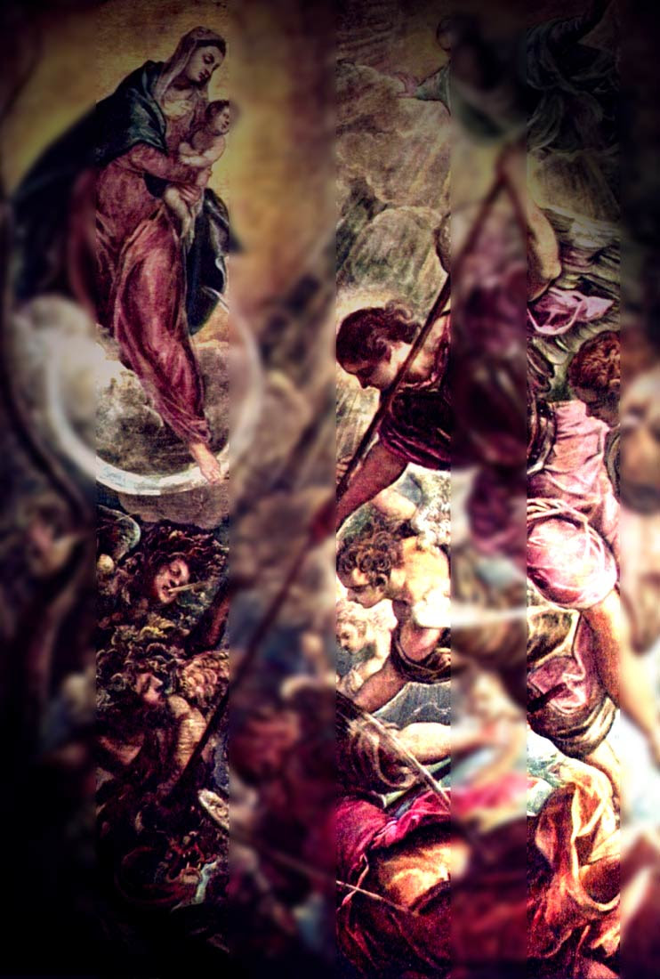 tintoretto-blur: yes we can !