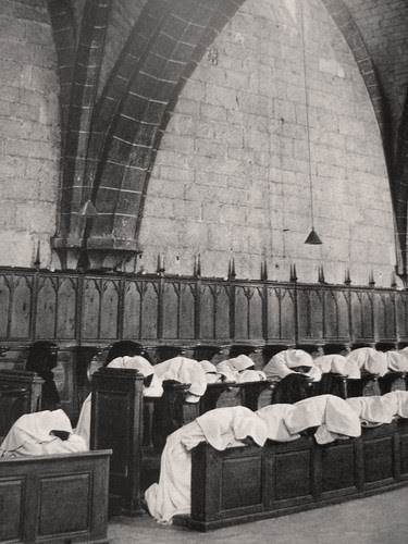 Office in Choir