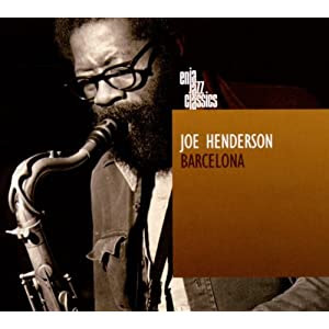 Joe Henderson - Barcelona cover