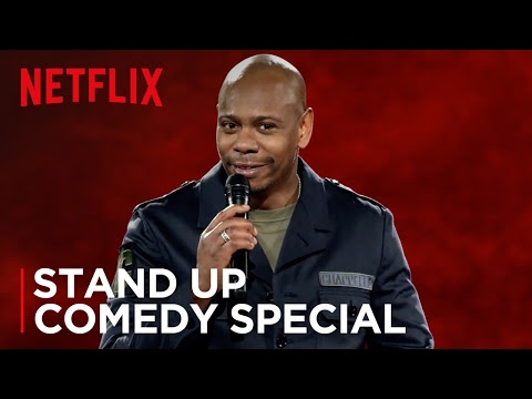 Dave Chappelle's Netflix Stand Up Special Is Now Streaming
