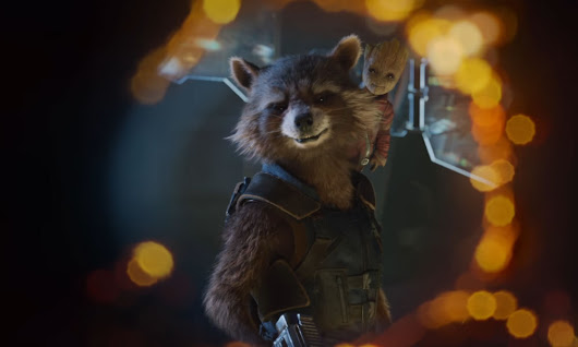 First Sneak Peek: Guardians Of The Galaxy 2 | SLASHPLUG