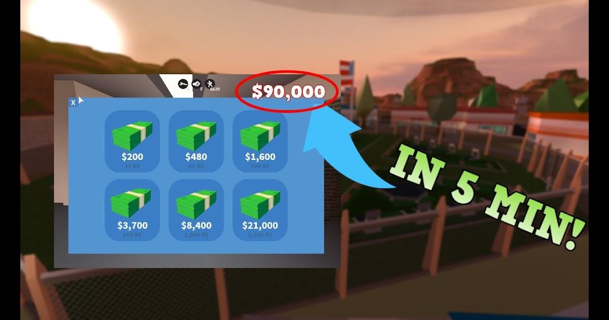 how much money does roblox jailbreak make