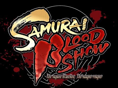 Samurai BloodShow Logo
