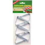 Coghlans Tablecloth Clamps - 6 clamps