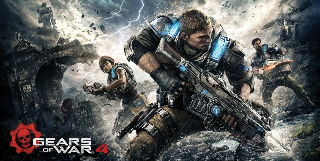 Image result for Gears of Wars 2016