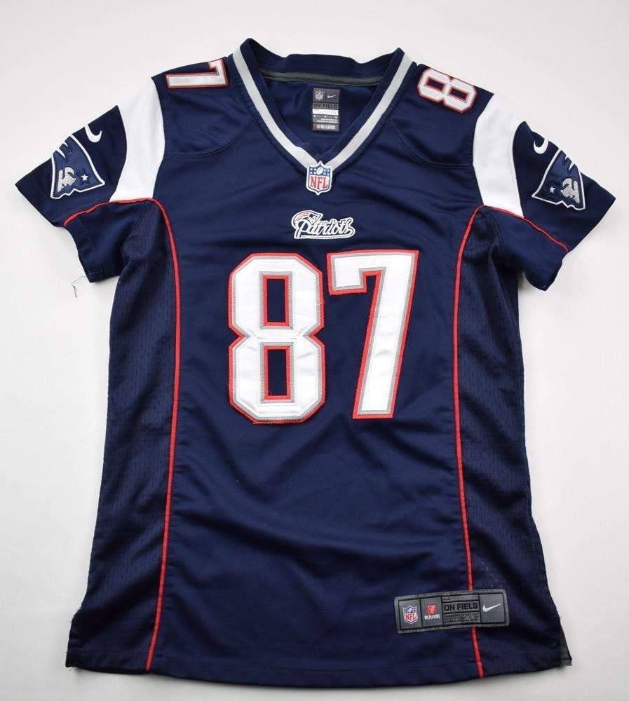 NEW ENGLAND PATRIOTS *GRONKOWSKI* NFL NIKE SHIRT M Other Shirts  American Football  Classic