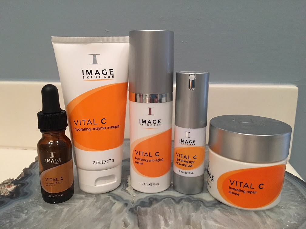 Image Skincare Review Vital C Line