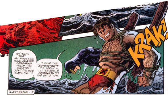 X-Men: The Hidden Years #7