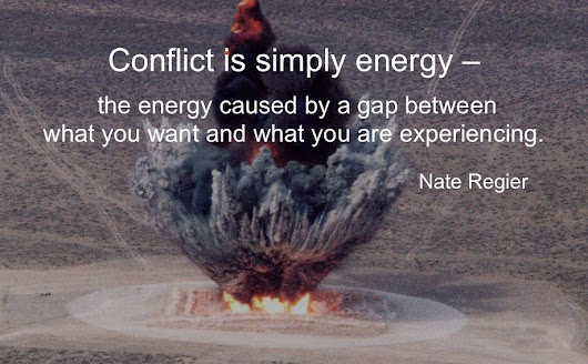 How To Turn Conflict into an Energy Source, NOT an Energy Drain | Jesse Lyn Stoner