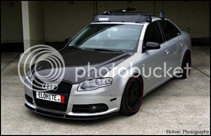 2006 Audi A4 Roof Rack