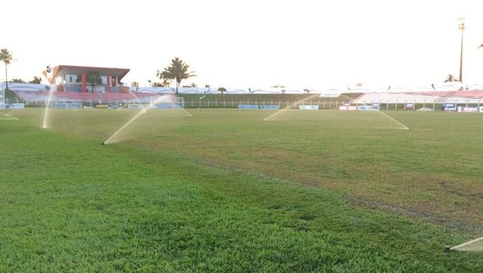 Estádio Gigante do Norte (Foto: Julio Tabile/Sinop FC)