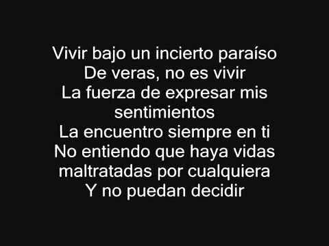 David Bisbal Amar Es Lo Que Quiero Lyrics