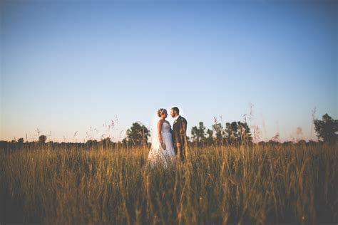 Kristen & Jeff @ Timberlodge ? Akron, NY Wedding Photography