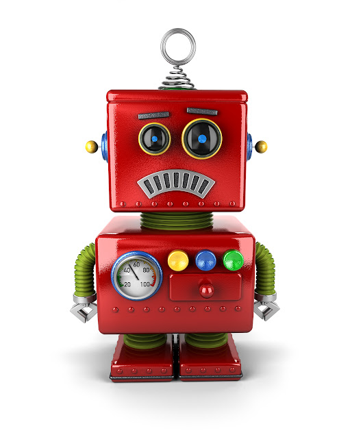 "Are You Being A ""Business Robot""?"