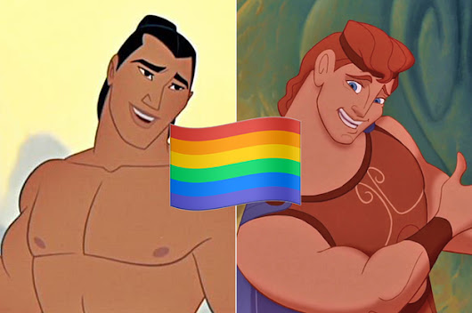All The Disney Princes Ranked From Least Gay To Most Gay