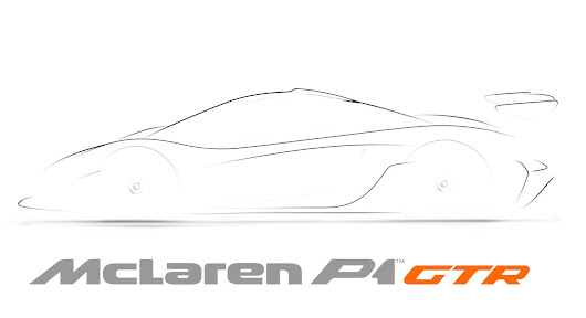 Track-Focused McLaren P1 To Wear GTR Badge, Deliver 986 Horsepower