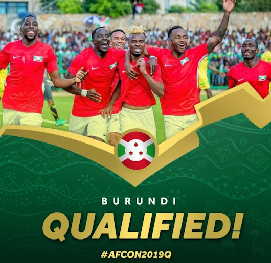 Burundi reach first Africa Cup of Nations final in history