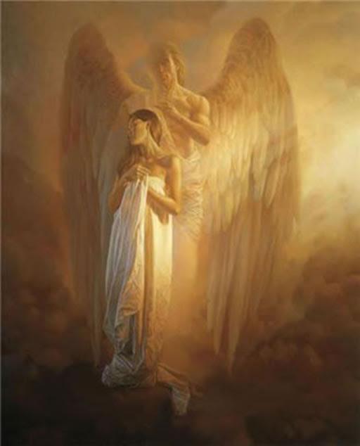 ángeles Y Mujeres Humanas Generan Los Nefilim Sallomo