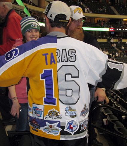 Taras Kings Back