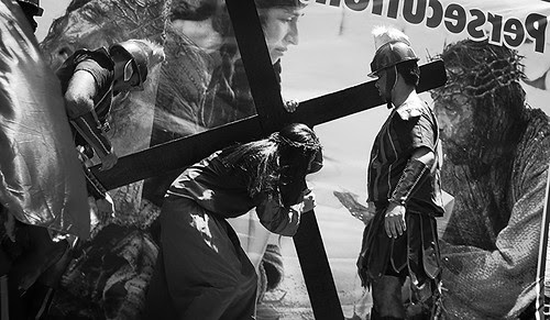 For The First Time I Wont Be Shooting The 14 Stations Of The Cross On Good Friday by firoze shakir photographerno1