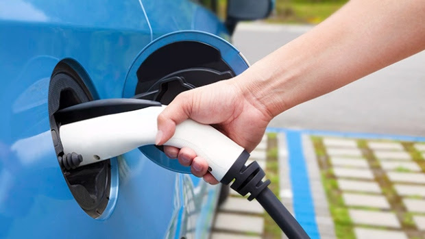 The lithium-ion battery needs of electric and hybrid vehicles are driving demand
