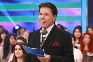 Silvio Santos manda recados em programas