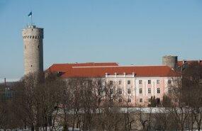 Pika Hermanni torn ja Toompea loss